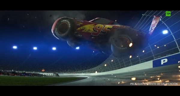 Cars 3 - El tráiler más rápido del mundo con El Chojin