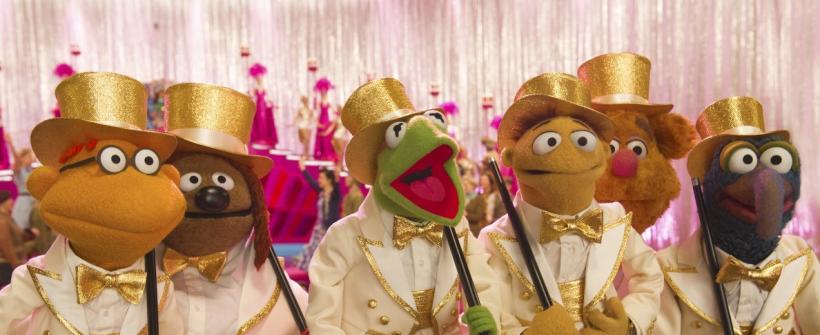 Muppets 2: Los más buscados -- Es una secuela