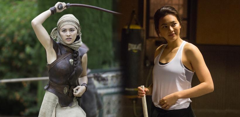 Actriz de Game of Thrones casi abandona el programa por culpa de Iron Fist