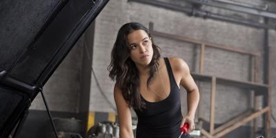 Michelle Rodriguez podría dejar la franquicia de Rápido y Furioso