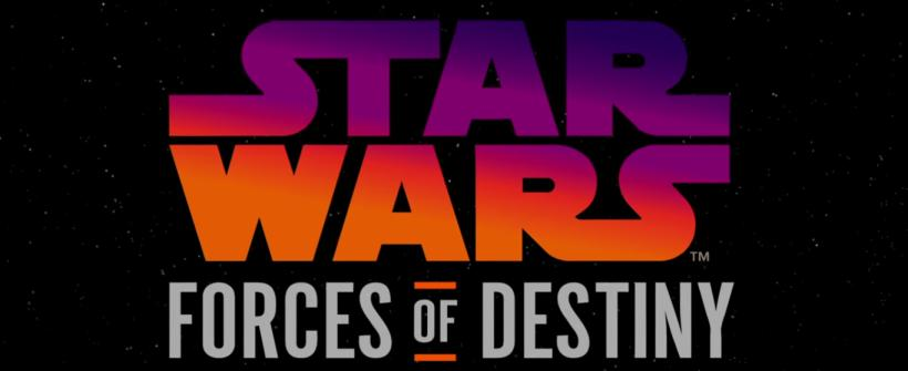 Star Wars Forces of Destiny - Nuevo Avance