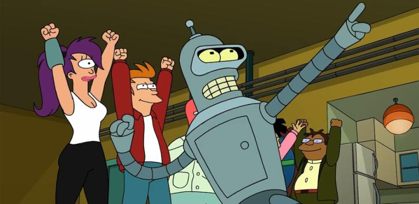 Futurama podría regresar a la televisión