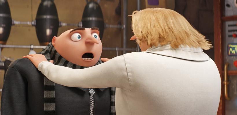 Mi Villano Favorito 3 es el segundo mejor estreno de una película animada en México