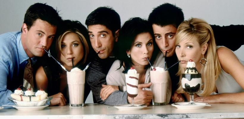 Friends: por qué es tan amada (explicado con numeritos)