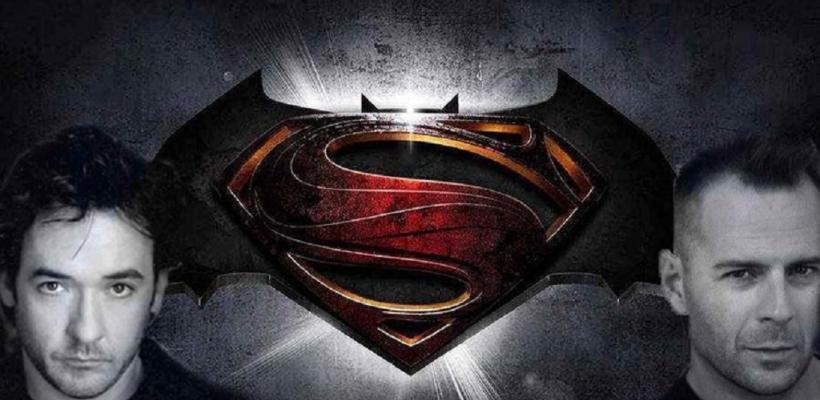 Así hubiera sido Batman vs Superman en los años 90