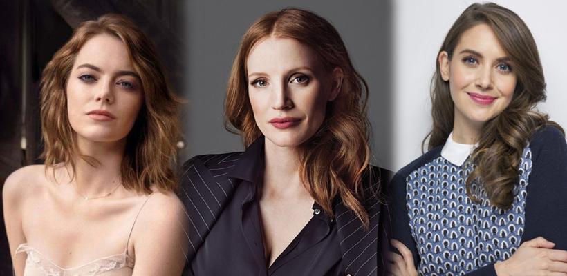 De Jessica Chastain a Emma Stone, 11 historias de sexismo en Hollywood