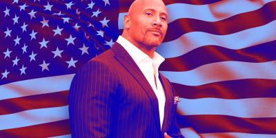 Dwayne Johnson The Rock podría ser el nuevo presidente de Estados Unidos