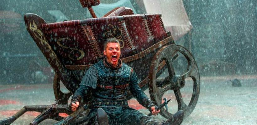 Vikings: Mira las imágenes de la quinta temporada