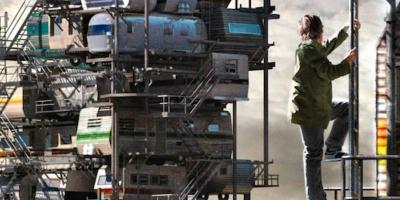 Cultura pop y realidad virtual en la primera imagen de Ready Player One