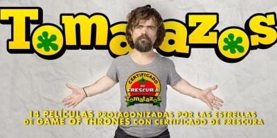 14 películas protagonizadas por las estrellas de Game of Thrones con Certificado de Frescura
