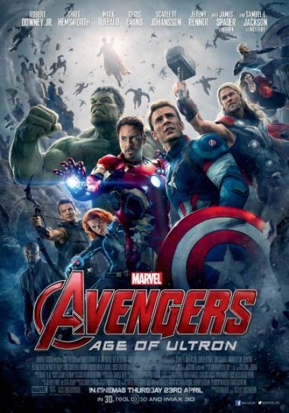 Avengers: Era de Ultrón (2015)