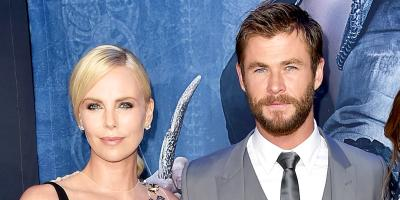 Chris Hemsworth cree que Charlize Theron es perfecta para James Bond