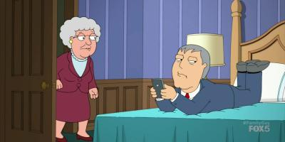 Family Guy homenajea a Adam West