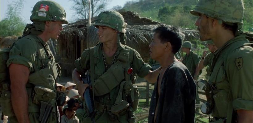 Johnny Depp, Charlie Sheen y Kevin Dillon se reúnen para festejar los 30 años de Pelotón