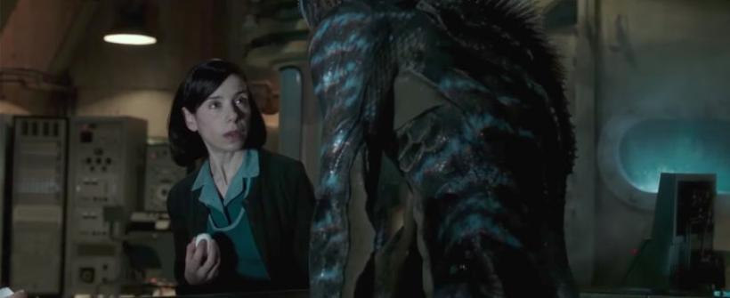 The Shape of Water - Tráiler