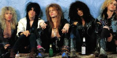 Apetito por la destrucción: Guns N Roses en el cine