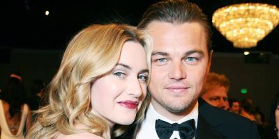 Leonardo DiCaprio y Kate Winslet subastan una cena en pareja