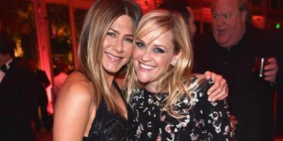 Reese Witherspoon y Jennifer Aniston protagonizarán una nueva serie de televisión