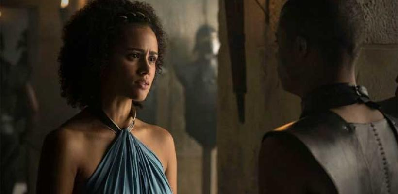 Game of Thrones: Nathalie Emmanuel habla sobre su desnudo y la escena de sexo que realizó para la serie