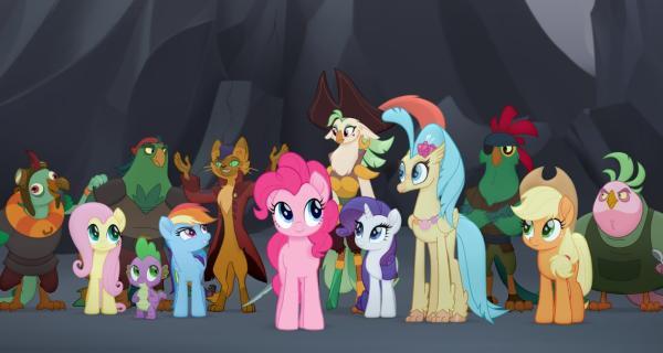 My Little Pony: La película - Tráiler Oficial Doblado al Español
