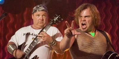 The Pick of Destiny fue desastrosa dice Kyle Gass de Tenacious D
