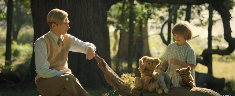 Goodbye Christopher Robin - Tráiler #1