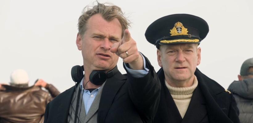 Christopher Nolan consideró filmar Dunkerque sin guión