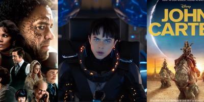 Películas de ciencia ficción que fueron fracasos monumentales en taquilla