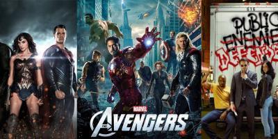 ¿Por qué no funcionan los crossovers de superhéroes en el cine?