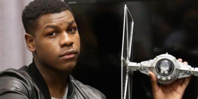 Star Wars: Los Últimos Jedi: John Boyega vuelve a quejarse del racismo