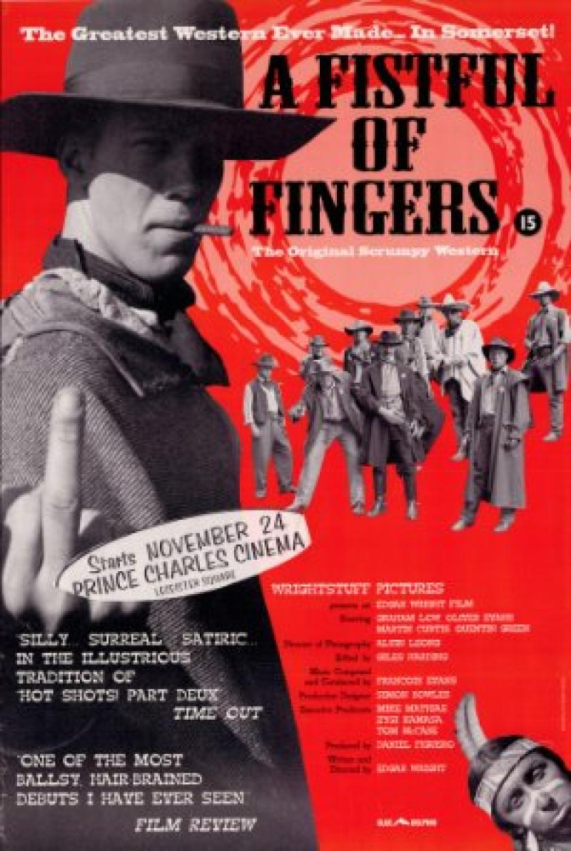 A Fistful of Fingers (1995)