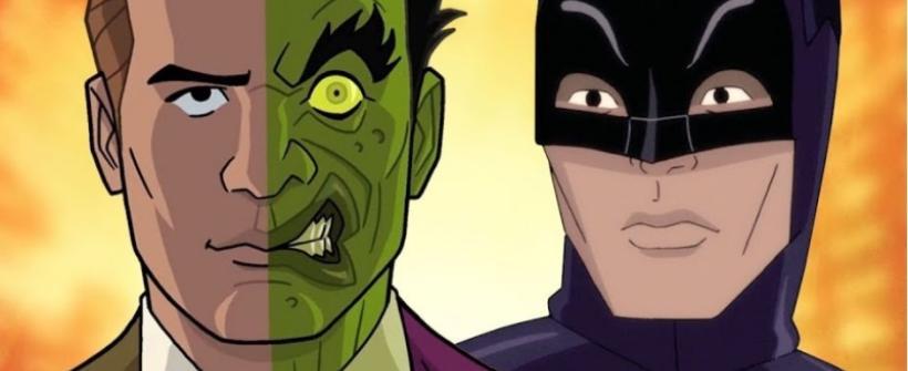 Batman vs. Two-Face - Tráiler