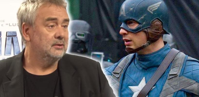Luc Besson critica el patriotismo estadounidense de los superhéroes