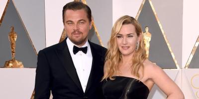 Se revela que Leonardo DiCaprio está realmente enamorado de Kate Winslet desde Titanic