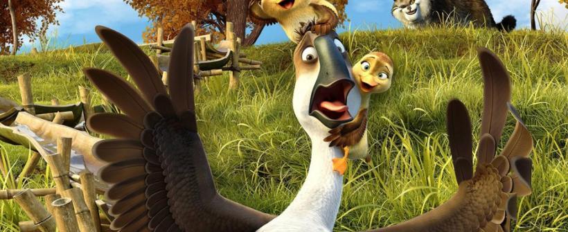 Duck Duck Goose - Tráiler Oficial