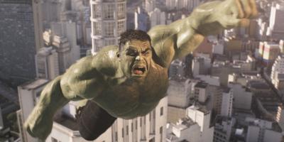 Hulk salva a la Tierra en pleno corazón de Brasil