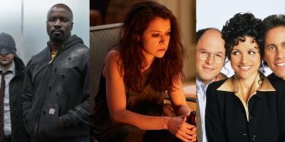 Series para ver este fin de semana: The Defenders, Orphan Black, Seinfeld
