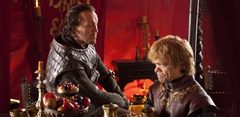 Game of Thrones: así era la escena eliminada del reencuentro de Tyrion y Bronn