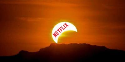 Netflix se vio afectado por el eclipse de Sol (aunque usted no lo crea)
