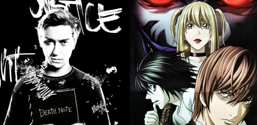 Death Note: Diferencias entre el anime y la película
