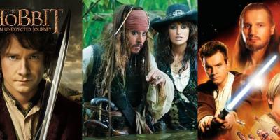 Las 10 peores películas que han rebasado los US$1000 millones en taquilla, según el Tomatómetro