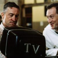 """(Izquierda a derecha) Scott Kraft, Robert De Niro, and Robert Blanche en """"Men of Honor"""""""