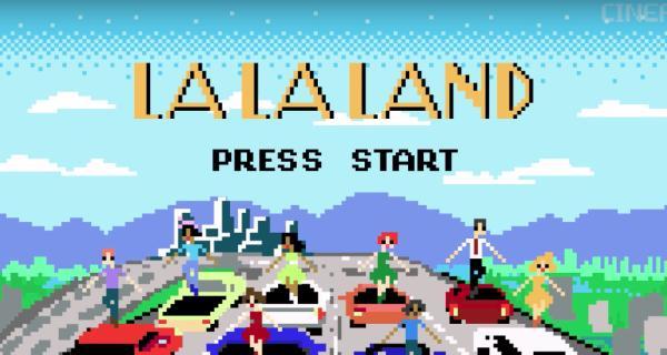 La La Land: Una Historia de Amor en 8-Bits