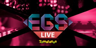 PROMO: GANA pases para Live Night powered by EGS: The Ultimate Videogame Party