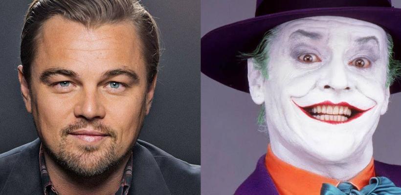 Leonardo DiCaprio podría interpretar al Joker en su película de origen