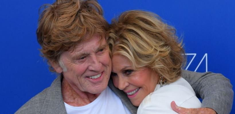 Venecia 2017: Jane Fonda y Robert Redford reciben un emotivo homenaje por su trayectoria