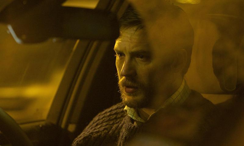 Tom Hardy - Locke (2013): Aunque Hardy aún no es un héroe de acción por completo (al menos hasta que se estrene Mad Max: Furia en el Camino), ya rompió a Batman en una película y en otra se encargó de llevar toda la historia detrás del volante de un auto, solo con su celular.