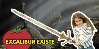 Excalibur existe (el cine no se equivocó) y ya fue encontrada por la nueva reina de Inglaterra (o eso dicen)
