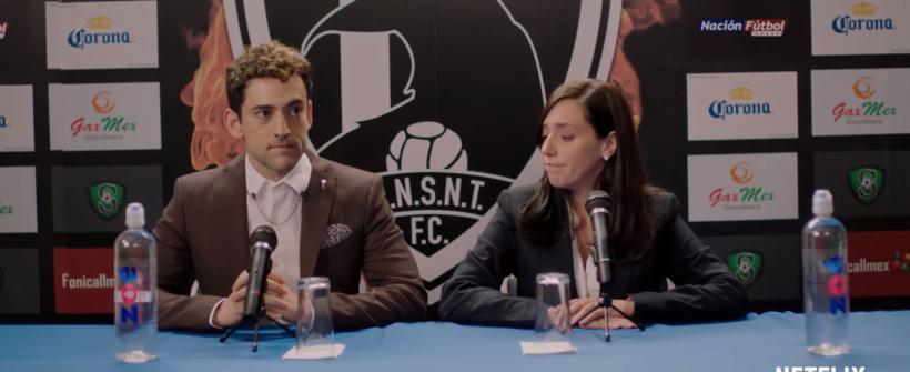 Club de Cuervos - Tráiler Oficial de la Tercera Temporada
