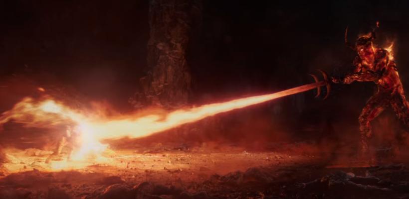 Thor se enfrenta al demonio de fuego Surtur en el nuevo avance de Thor: Ragnarok